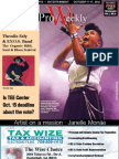 Urban Pro Weekly  October 11, 2012