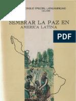Celam - Sembrar La Paz en America Latina