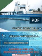 Audiencia Publica Rendición de Cuentas del Año 2011