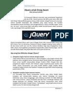 JQuery Untuk Orang Awam net