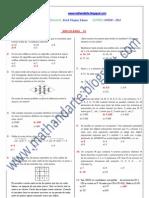 Material de Preparacion - Segunda Fase ONEM 2012 - Nivel I_2012