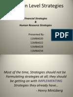 Presentation F& HR