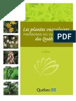 Plantes menacées du Québec