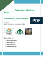Final Biodiesel