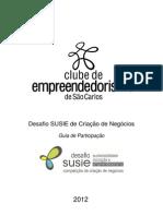 Handbook - Desafio SUSIE 2012 V3