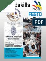 Poster 2012 competencia de mecatronica regional FESTO