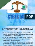 CYBER - LAW