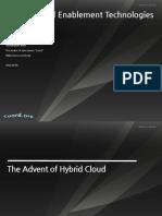 Hybrid Cloud Enablement Technologies