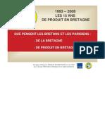 TMO Régions - Sondage Produit en Bretagne