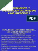 procesamientoypresentaciondelantigenolinfocitost-090701010956-phpapp02