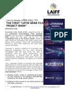 Latin Arab Film & Tv Project Bank