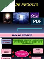 Ideas de Negocio 2