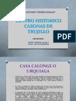 Casonas de Trujillo