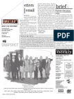 Snapshot--Beverly Hills Weekly, #680