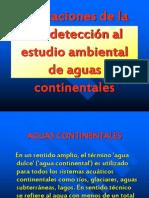 Uso de la teledetección en el impacto ambiental