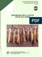 Geografia de La Salud en Ecuador