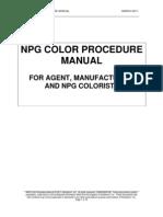 Color Manual