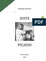 Salomão Rovedo - Suite Picasso