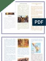 CONSOLIDACIÓN DE LA INDEPENDENCIA DEL PERU