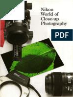 Nikon World of Close-Up Photography