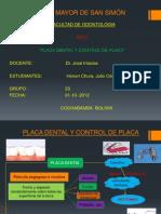 Expo Placa Dental y Control de Placa Yehhh 11111