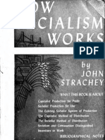 39134121 Strachey How Socialism Works