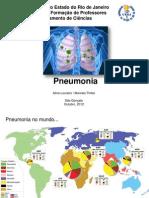 Pneumonia por Céu