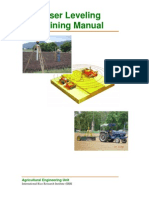 Land & Laser Leveling Manual