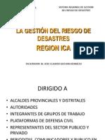 Gestion Del Riesgo de Desastres Microsoft Office Powerpoint