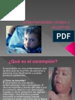 Enfermedades virales y eruptivas