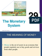 Ch-29 Monetary System