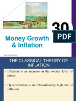 Ch-30 Money Growth & Inflation
