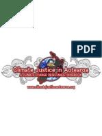 Climate Justice in Aotearoa