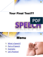 Your Final Test
