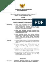 Badan Koordinasi Kehumasan Pemerintah