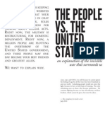 The People VS The United States