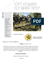 J-Soft Power Weekly Brief 37