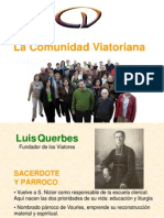 PresentaciónComunidadViatoriana