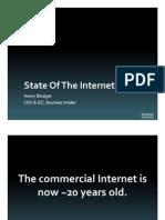 El Estado de Internet