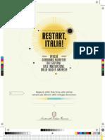 Governo Italiano - Rapporto Startup 2012