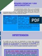 Enfermedades Cronicas y Uso de Ac