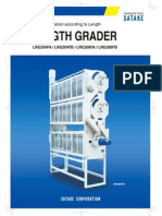 Length Grader Lrg306fb Lrg204fa Lrg204fb Lrg306fa Lrg306fb