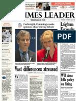 Times Leader 10-11-2012