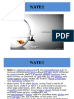 Water Part 1