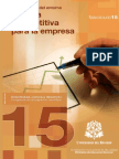 Analisis Del Entorno ( Ventaja Competitivas Para La Empresa)