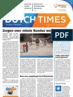 Dutch Times 20121011