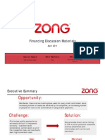 Zong Mobile Payment