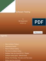 Software Testing v1.0