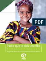 Progres et obstacles a l'education des filles en Afrique