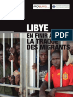 Rapport Migrants Libye
